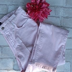 NYDH Pink Clarissa Jeans sz 4